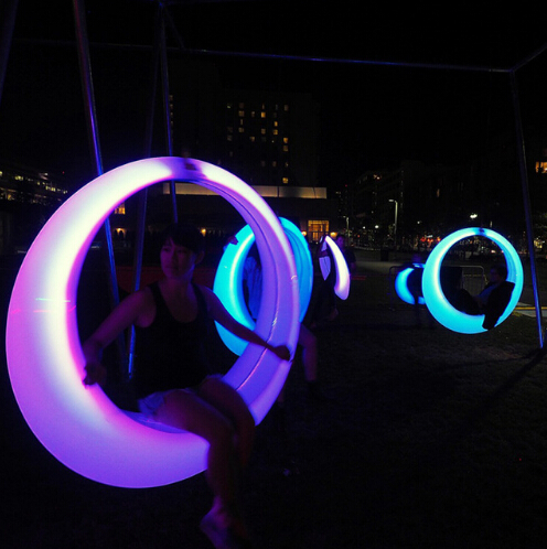 LED-swing