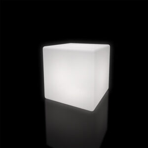 LED Cube Table 73cm