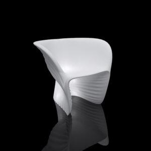 Single LED Light-up Sofa with Wave