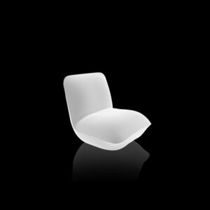 Small LED Pillow Easy Chair