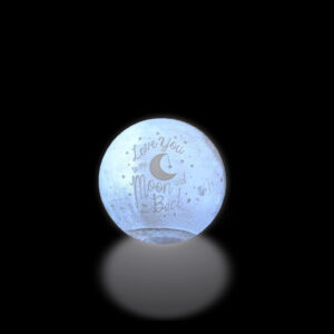 Personalized LED Ball Lamp 35 cm