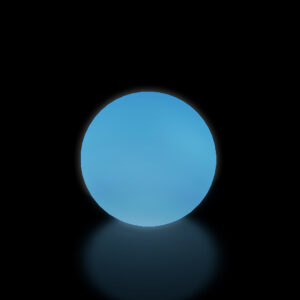 floating led balls 60 cm 1
