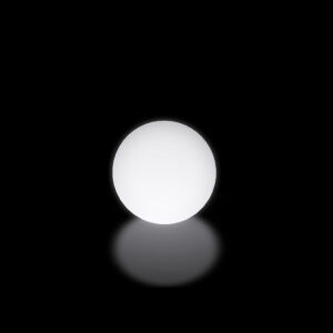 glow in the dark ball 20 cm
