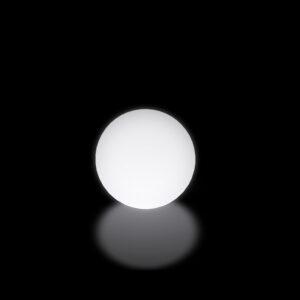 glow in the dark ball lamp 25 cm