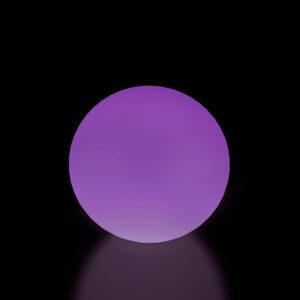 large led light-up ball 80 cm