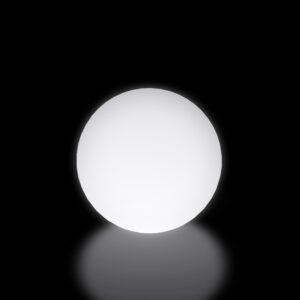 led garden ball light 70 cm