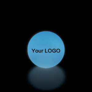 personalized led ball lamp 40 cm
